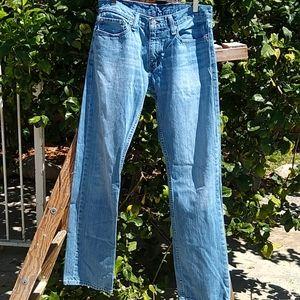 Levi Men's Cotton Jeans Size 32/34